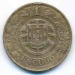 Португалия, 1 эскудо (1924 г.)