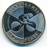 Гибралтар, 2 фунта (2019 г.)