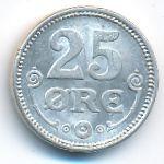 Дания, 25 эре (1919 г.)