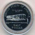 США, 1/2 доллара (2003 г.)