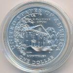 США, 1 доллар (1999 г.)