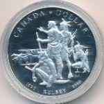 Канада, 1 доллар (1990 г.)