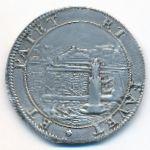 Ливорно, 1 толлеро (1685 г.)