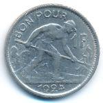 Люксембург, 1 франк (1924 г.)