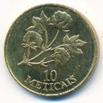 Мозамбик, 10 метикал (1994 г.)