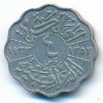Ирак, 4 филса (1933 г.)