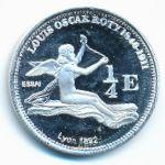Гваделупа, 1/4 евро (2004 г.)