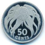 Кирибати, 50 центов (1979 г.)