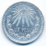 Мексика, 1 песо (1945 г.)