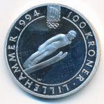 Норвегия, 100 крон (1992 г.)