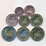 Джерси, Набор монет (2003 г.)