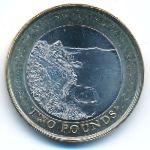 Гибралтар, 2 фунта (2020 г.)