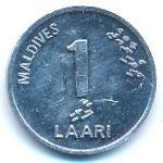 Мальдивы, 1 лаари (1984 г.)