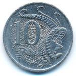 Австралия, 10 центов (2000 г.)