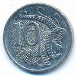 Австралия, 10 центов (2004 г.)