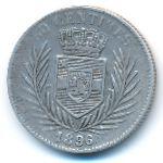 Свободный штат Конго, 50 сентим (1896 г.)