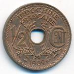 Французский Индокитай, 1/2 цента (1939 г.)
