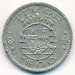 Тимор, 1 эскудо (1958 г.)
