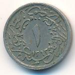 Египет, 1/10 кирша (1886 г.)