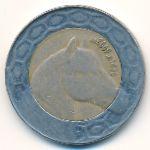 Алжир, 100 динаров (2009 г.)