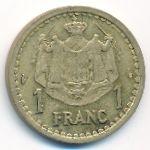 Монако, 1 франк (1945 г.)
