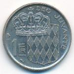 Монако, 1 франк (1960 г.)