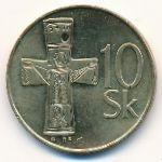 Словакия, 10 крон (2003 г.)