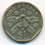 Сингапур, 1 доллар (2006 г.)