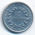 Коста-Рика, 10 сентимо (1958 г.)