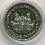 Ватикан, 20 евроцентов (2011 г.)
