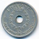 Норвегия, 1 крона (1950 г.)