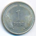 Колумбия, 1 песо (1974 г.)