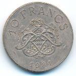Монако, 10 франков (1981 г.)