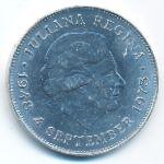 Нидерланды, 10 гульденов (1973 г.)