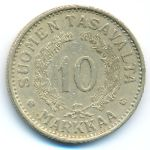 Финляндия, 10 марок (1931–1936 г.)