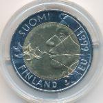 Финляндия, 10 марок (1999 г.)