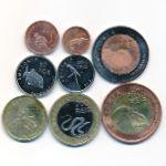 Амазония, Набор монет (2012 г.)