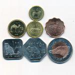Дарфур, Набор монет (2008 г.)