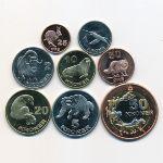 Гренландия, Набор монет (2010 г.)