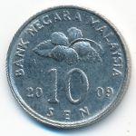Малайзия, 10 сен (2009 г.)