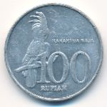 Индонезия, 100 рупий (2001 г.)