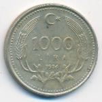Турция, 1000 лир (1994 г.)