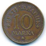 Эстония, 10 марок (1925 г.)