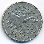 Тувалу, 50 центов (1994 г.)