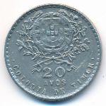 Тимор, 20 авос (1945 г.)