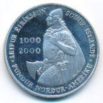 Исландия, 1000 крон (2000 г.)
