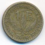 Того, 1 франк (1924 г.)
