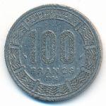 Габон, 100 франков (1982 г.)