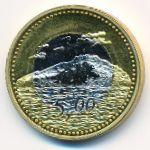Редонда, 5 долларов (2009 г.)