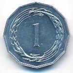 Кипр, 1 мил (1972 г.)